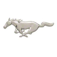 Running Pony Grille Emblem (87-93 All) - AM Exterior F3ZZ-8213-A