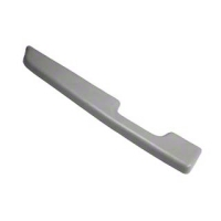 Titanium Gray Door Arm Rest Pad - Left Power Window (87-93 All) - AM Restoration E7ZZ-24141-LTGY