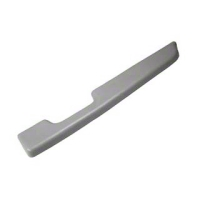 Titanium Gray Door Arm Rest Pad - Right Power Window (90-92 All) - AM Restoration E7ZZ-24140-LTGY