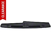 Replacement Dash Pad - Black (79-86 All) - AM Interior D9ZZ-6504290-BK