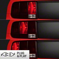 LED Sequential Chase Tail Light Kit - Plug-and-Play (05-09 All) - AM Lights SD-20059-CHASE