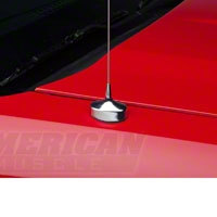 Antenna Base Cover - Chrome (05-09 All)