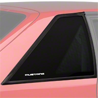 Hatchback Quarter Window - Passenger Side (87-93 All) - AM Restoration DQ7206GTY