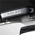 Shelby Satin Map Light Accent w/ Buttons - Sensor Cutouts (05-09 All) - Shelby 5S3Z-63519A70-B