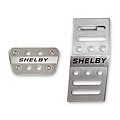 Shelby Pedal Covers - Automatic (05-09 All) - Shelby 5S3Z-2457_9735A