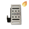Shelby Dead Pedal Cover (05-09 All) - Shelby 5S3Z-6112020-SL