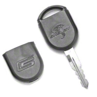 Shelby Cobra Key Covers (05-09 All) - Shelby 5S3Z-KEYCOVER