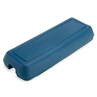 Center Console Arm Rest Lid - Blue (79-86 All) - AM Restoration D9ZZ-6106024-LB
