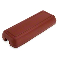 Center Console Arm Rest Lid - Red (79-86 All) - AM Restoration D9ZZ-6106024-RD