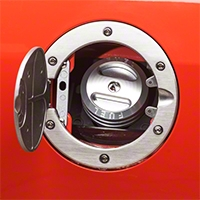 Billet Locking Fuel Cap (05-09 All) - AM Exterior 5R3Z-9030-BL