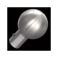 Polished Ball Automatic Shift Knob (79-04)