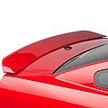 GT500 Style Rear Spoiler - Unpainted (05-09 All) - AM Exterior ABS162A