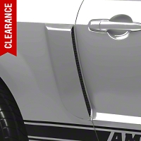 CS Style Side Scoops - Unpainted (05-09) - AM Exterior ABSSSC-01