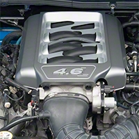 4.6L Intake Plenum Cover (05-10 GT) - AM Exterior ENG-050-447