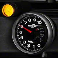 Auto Meter Sport Comp II 5 in. Tachometer w/ Shift Light (79-14 All) - Auto Meter 3699