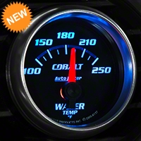 Auto Meter Cobalt Water Temp Gauge - Electric (79-14 All) - Auto Meter 6137