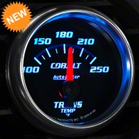Auto Meter Cobalt Transmission Temp Gauge - Electric (79-14 All) - Auto Meter 6149
