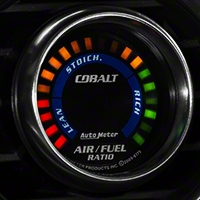 Auto Meter Cobalt Air/Fuel Ratio Gauge - Digital (79-14 All) - Auto Meter 6175