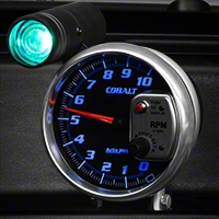 Auto Meter Cobalt 5in Tachometer w/ Shift Light (79-14 All) - Auto Meter 6299