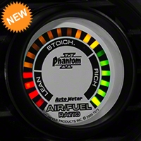Auto Meter Phantom II Air/Fuel Ratio Gauge - Digital (79-14 All) - Auto Meter 7575