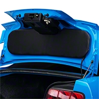Trunk Lid Cover - Black (05-09 All) - AM Interior TLC05-09BLK