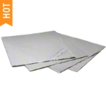 Boom Mat Vibration Dampening Material - 4 Sheets - AM Interior 50202||50202