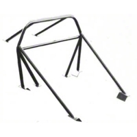 8-Point Roll Bar - Coupe/Hatchback (79-93 All) - AM Exterior 24412