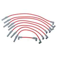 MSD Super Conductor 8.5mm Spark Plug Wires - Red (94-95 5.0L) - MSD 32209