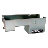Moroso Performance Replacement Oil Pan (79-95 5.0L) - Moroso 20511