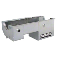 Moroso Road/Drag Race Oil Pan (79-95 5.0L) - Moroso 20516