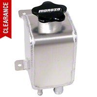 Moroso Aluminum Power Steering Tank (99-04 All) - Moroso 63490