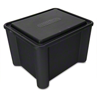 Moroso Sealed Polyethylene Battery Box (79-14 All) - Moroso 74451