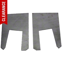 Competition Engineering Torque Box Reinforcement Plates (79-95 All) - Competition Engineering C8015