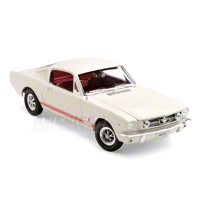 Diecast 1/18 Scale 1965 Fastback Mustang Collectible