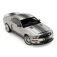 Diecast 1/18 Scale Shelby GT500 Mustang Collectible