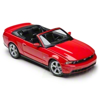 Diecast 1/18 Scale 2010 GT Mustang Collectible