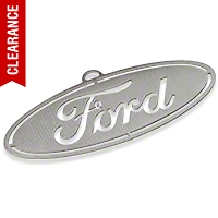 Ford Oval Logo Ornament