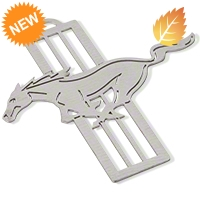 Ford Mustang TriBar Ornament
