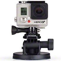 GoPro Suction Cup Mount - GoPro AUCMT-301