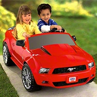 Fisher Price Power Wheels Ford Mustang - Mattel P8195