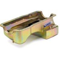 Canton Rear Sump T-Pan - Road Race (86-95 5.0L) - Canton 15-644