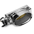Accufab Oval Throttle Body (96-98 Cobra; 01 Bullitt) - Accufab CTB9698