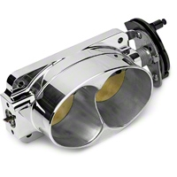 Accufab Twin 60mm Throttle Body (99-01 Cobra; 03-04 Mach 1) - Accufab CTB99-01