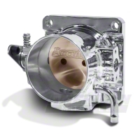 Accufab 75mm Throttle Body w/ EGR Spacer (86-93 5.0L) - Accufab F75K