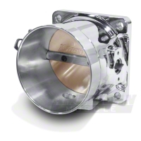 Accufab 90mm Race Throttle Body w/ Spacer (86-93 5.0L) - Accufab F90K
