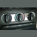 Modern Billet Chrome A/C Accent Trim (05-09 All)