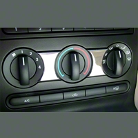Chrome A/C Accent Trim (05-09 All)