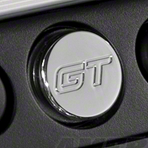 Chrome Power Plug - GT Logo (05-09 All)
