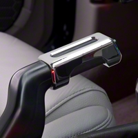 Chrome E-Brake Handle Cover (05-09 GT, V6)