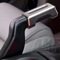Satin E-Brake Handle Cover (05-09 GT, V6)
